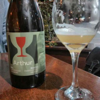 Meet the wonderful Arthur. 6% and very handsome, don't ya think? Photo courtesy of David Wood